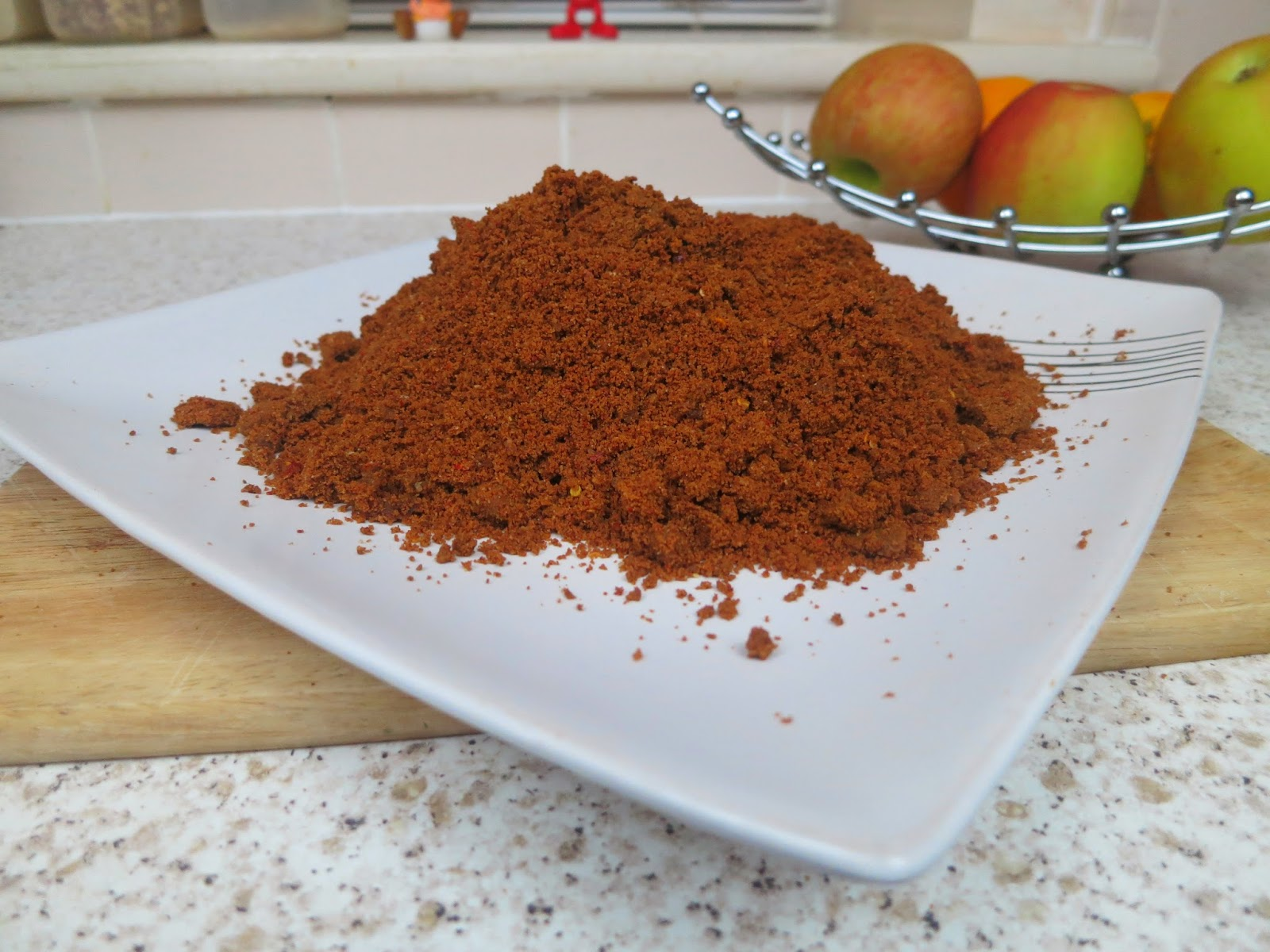 How to make Nigerian Suya Spice