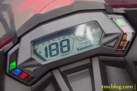 Ini dia galeri foto Kawasaki Ninja 250RR Mono . . . by tmcblog.com