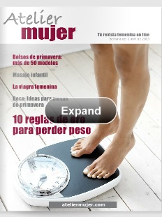 Revista Atelier Mujer 1-4 2013