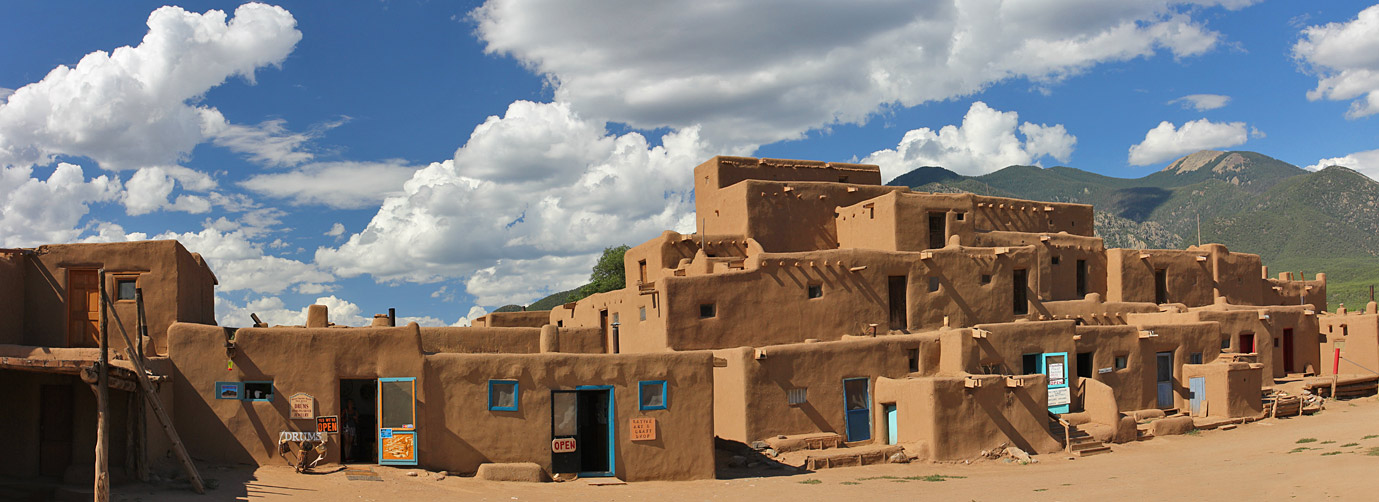 Novel adventurers off the beaten track architectural for Adobe construction pueblo co