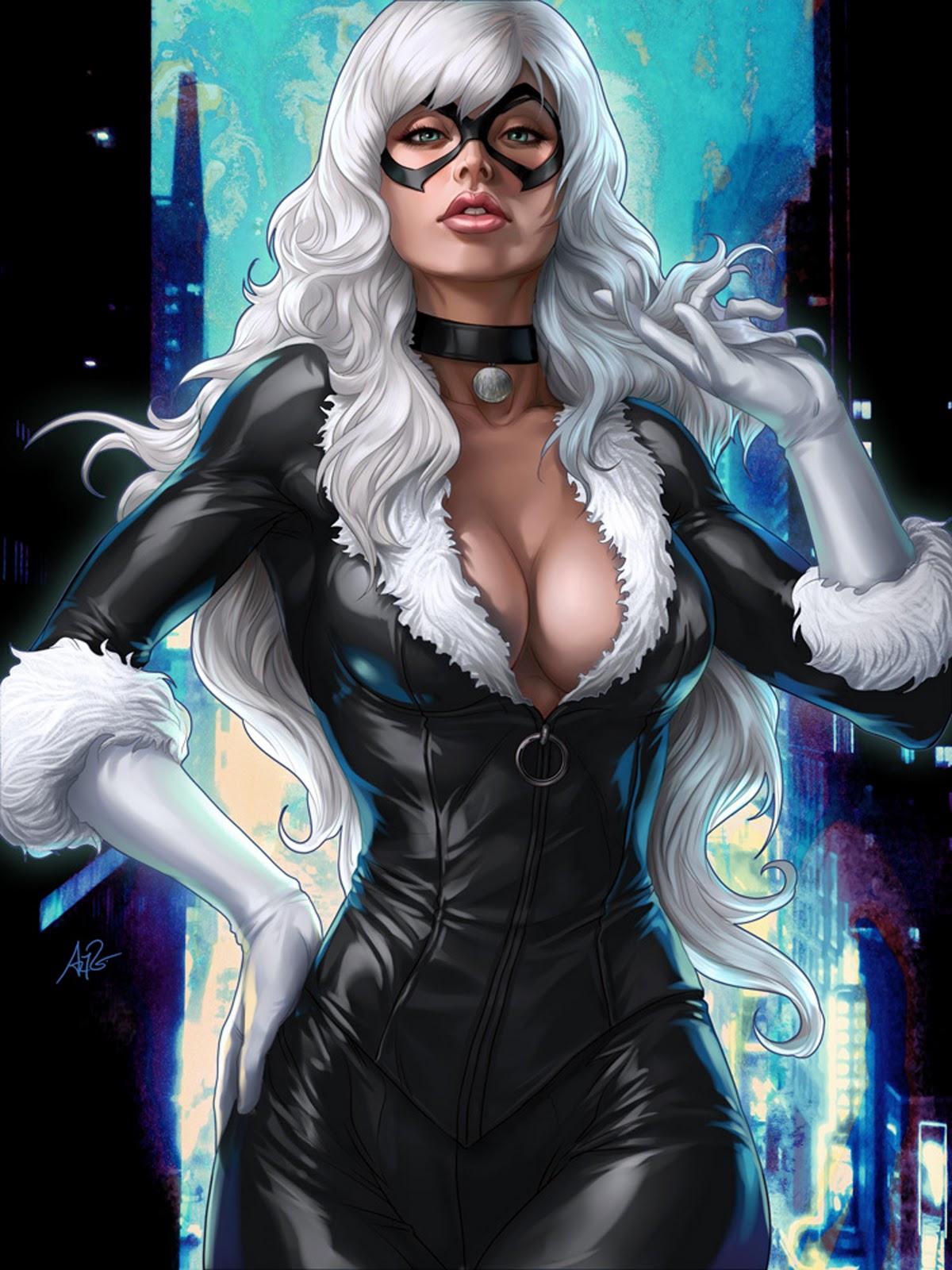 DSNG'S SCI FI MEGAVERSE: THE BLACK CAT!