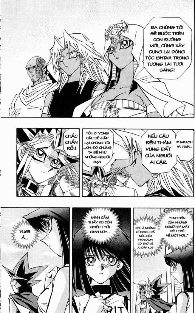 YuGi Oh – Vua Trò Chơi chap 277 Trang 8