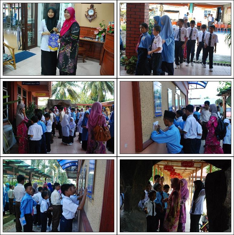 Lawatan SK Pendidikan Khas (Pendengaran) Kuala Terengganu 2012