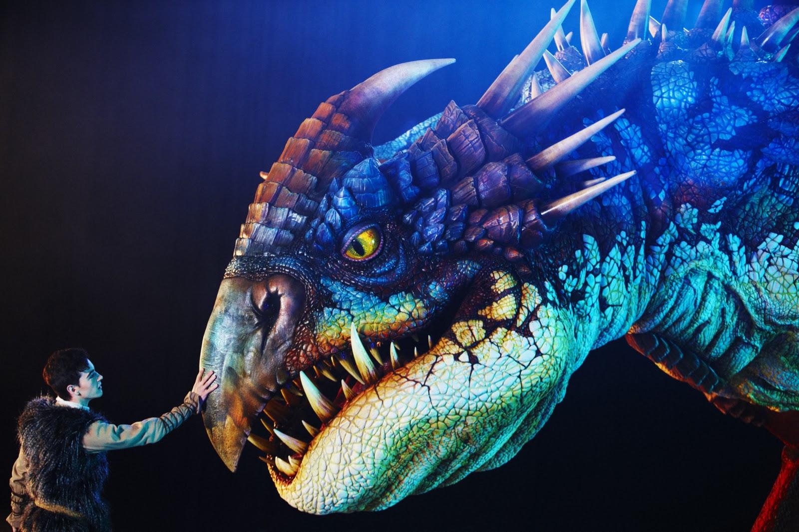 ChiIL Mama Dragons And Drama DreamworksOh My