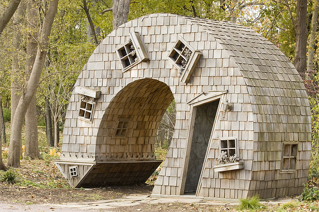 The Most Amazing And Unusual Houses In The World