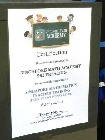 Singapore Math Academy Opens Two New Centres In Klang Valley
