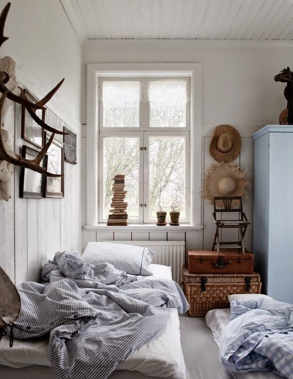 21 fotos de decoraci n de dormitorios peque os modernos 2018 - Habitaciones juveniles con encanto ...