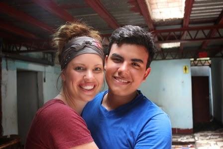 Alison y Luis