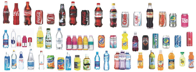 Different Ways Soft Drinks Are Sold