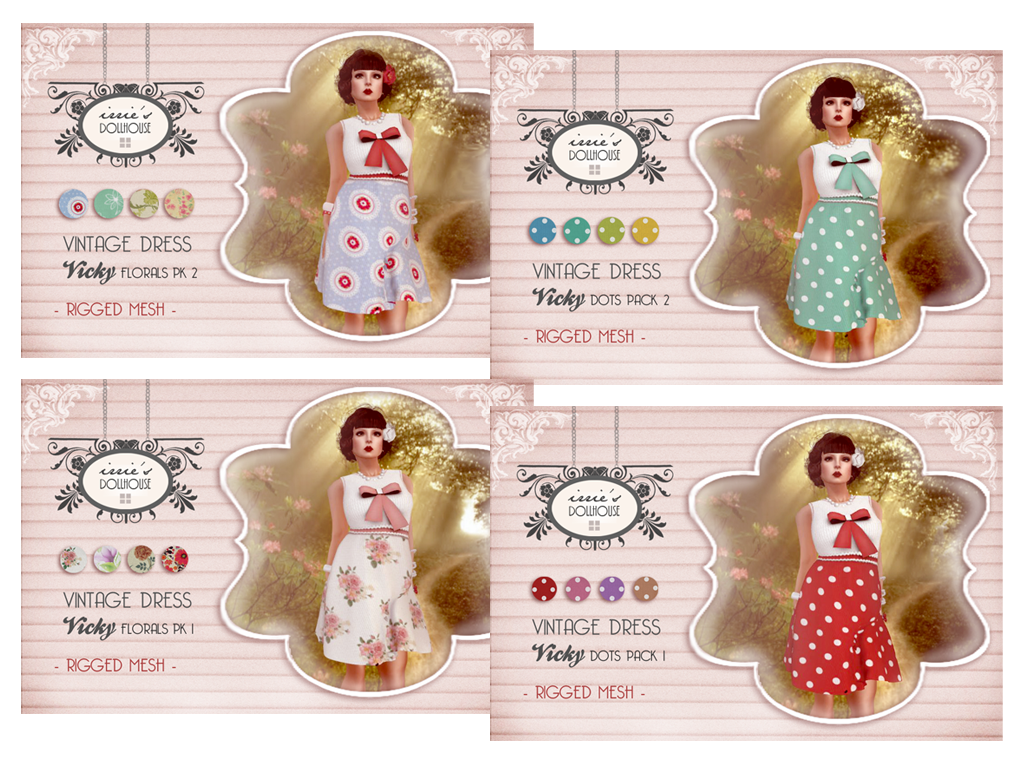 50s style dress!