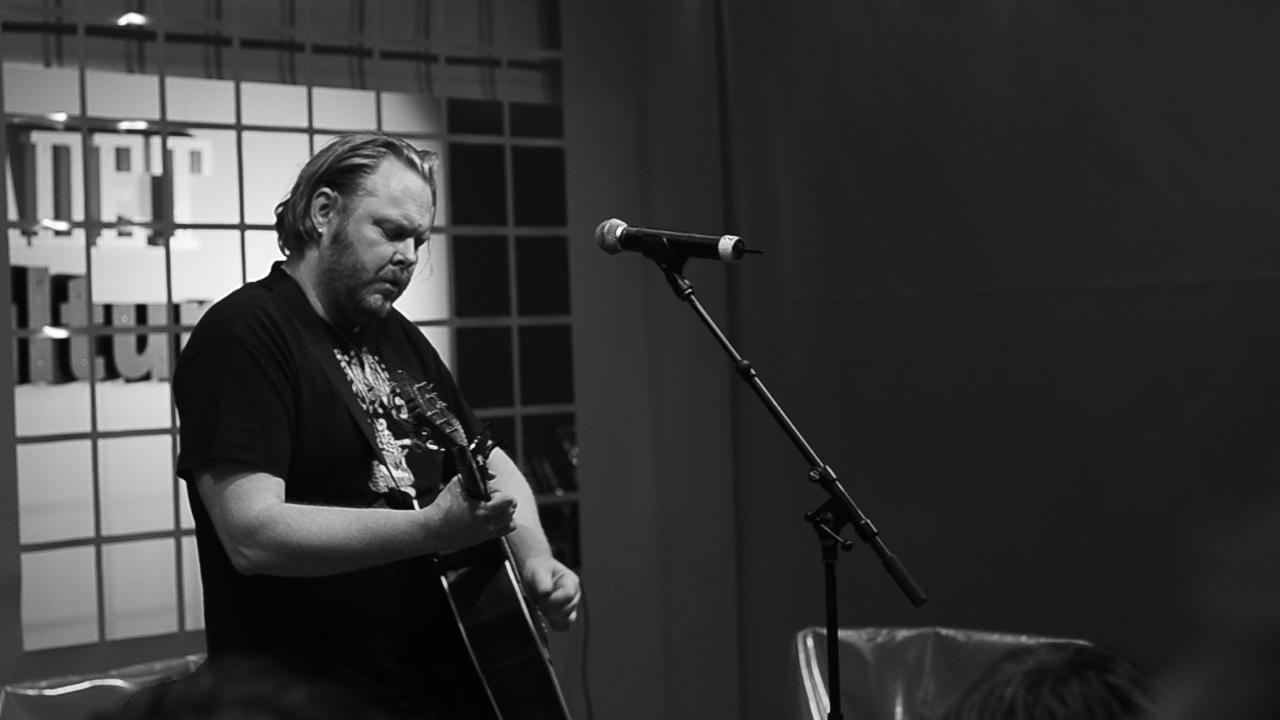 Bokmässan 2014: Mattias Alkberg
