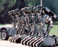 "Will Killer Robots Leave Humans ""Defenseless"" In the Very Near Future?"
