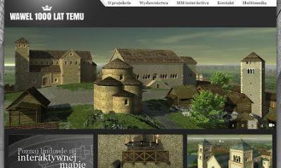 Zrzut z ekranu strony