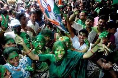 Mamata Banerjee's victory