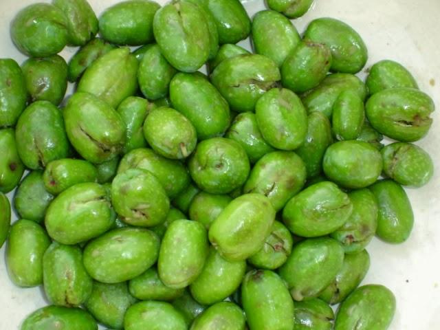 blumenkohl aussen grün verfärbt