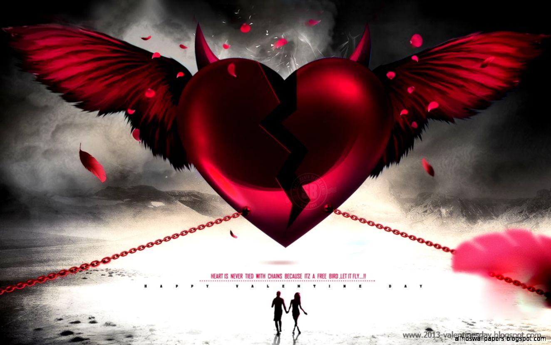 Broken Heart Wallpapers For Facebook Hd 1080P