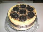 Kelas DIY Cheesecake  RM150  [ oreo/bberry]
