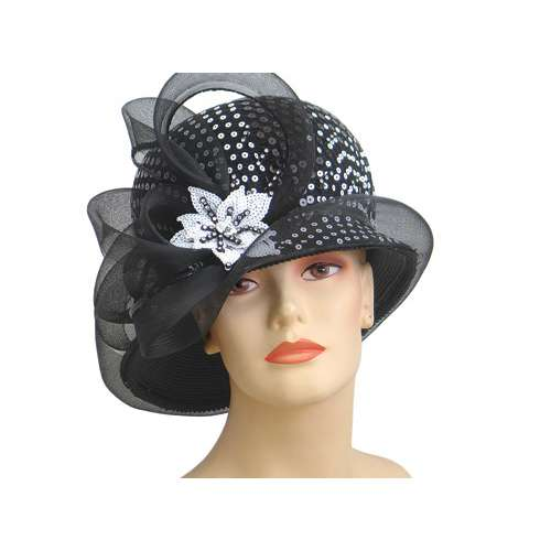 Fashion Fair World: Church Hats For Women