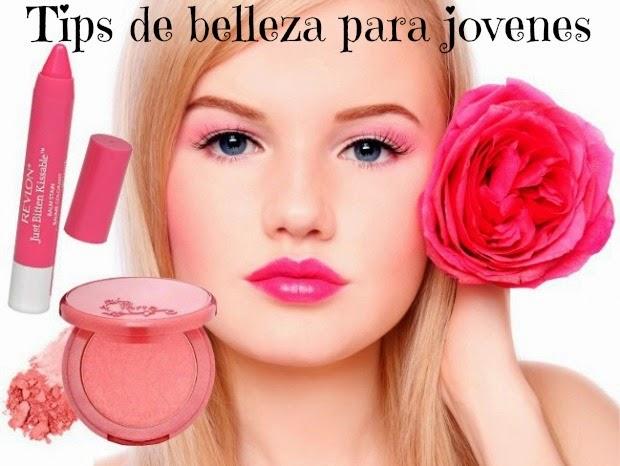 tips de belleza para jovenes