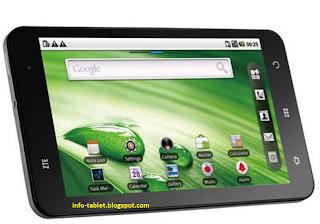 Gambar Tablet ZTE Light Tab CDMA V9E