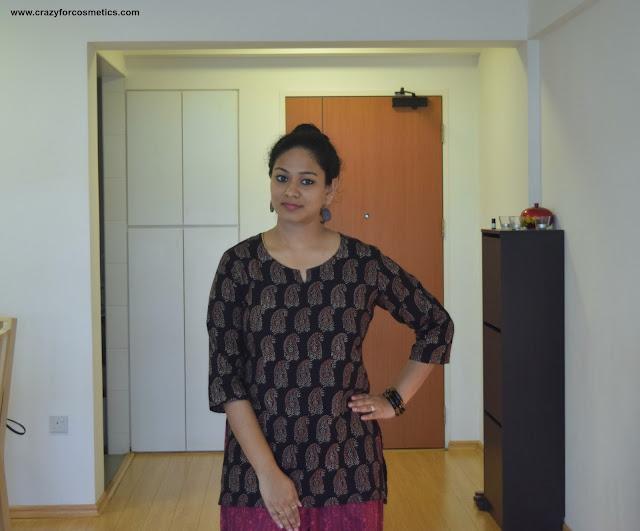 Fab India dresses