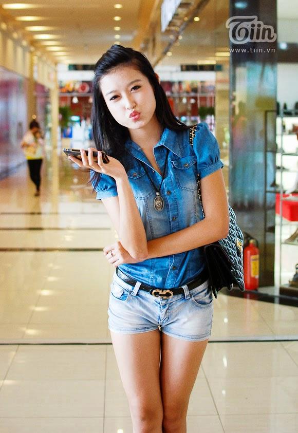 A Hau Huyen My doi thuong