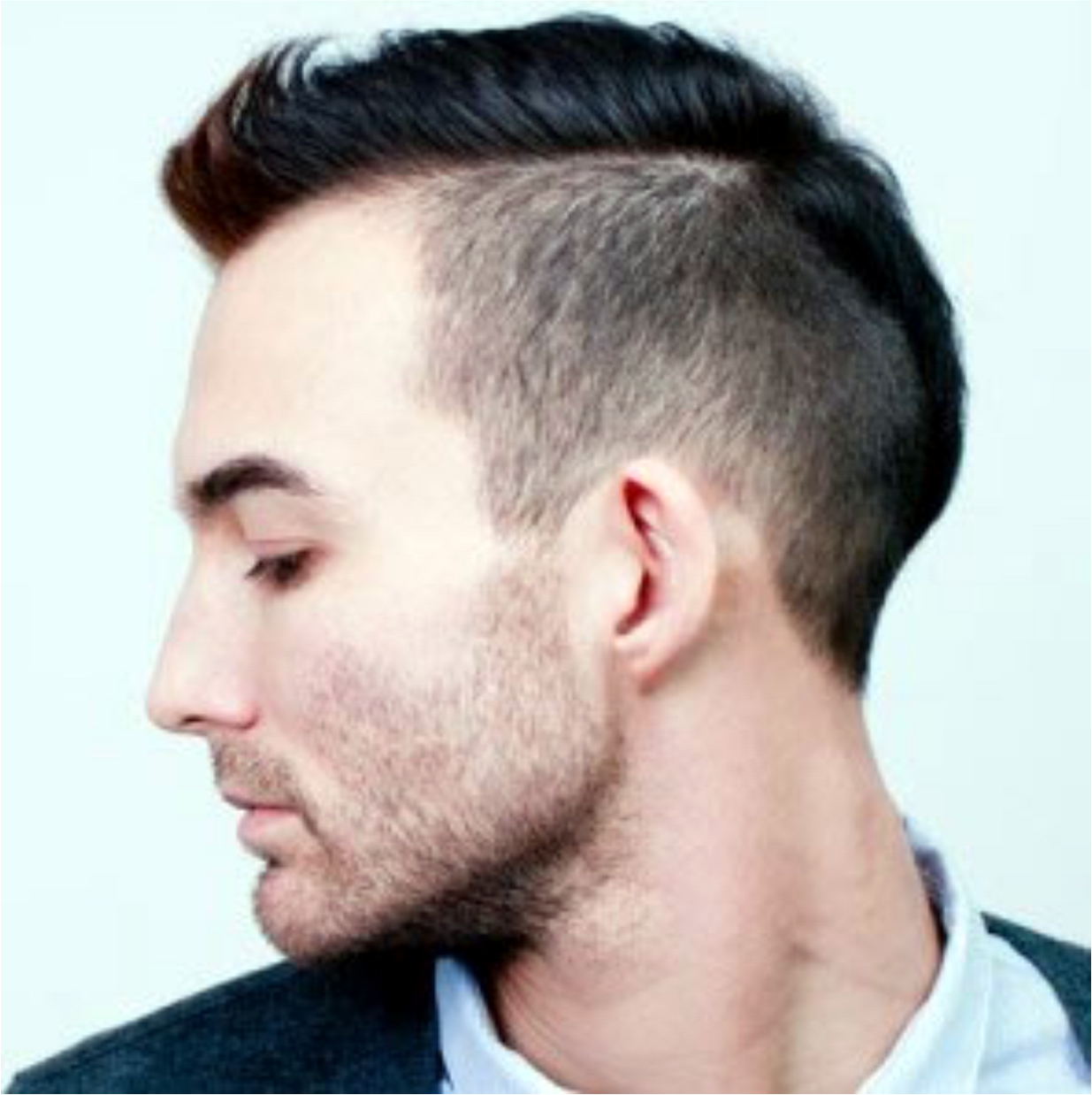 undercut hairstyle men