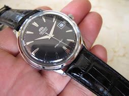 ORIENT BAMBINO BLACK DIAL - AUTOMATIC