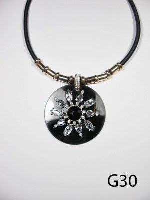 kalung aksesoris wanita g30