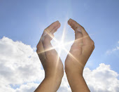 SUN ENERGY HAND MEDITATION