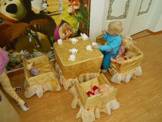 чехлы для кукольной мебели