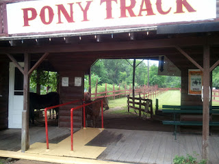 Pony Track at Conneaut Lake Park