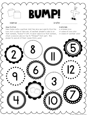 ... Addition and Subtraction, Domino Addition and Subtraction, and