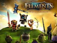 Download Elements Epic Heroes V1.5.2 MOD APK High Attack
