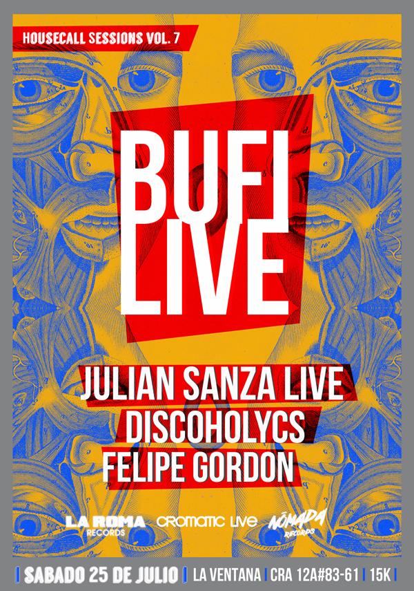 Housecall-Sessions-Vol.7-presenta-Desde-México-BUFI-LIVE-La-Ventana