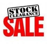 出清/ 促銷區 Clearance Stocks