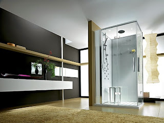 Sample Bathroom Design Minimalist Modern
