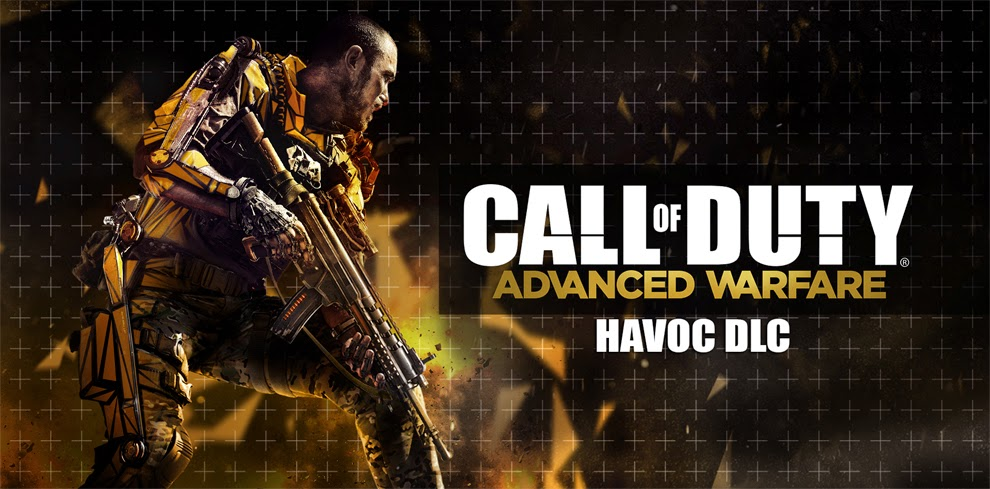Call of Duty Advanced Warfare Havoc DLC Code Generator