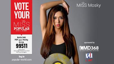 MISS POPULAR 2015 : DJ Moski