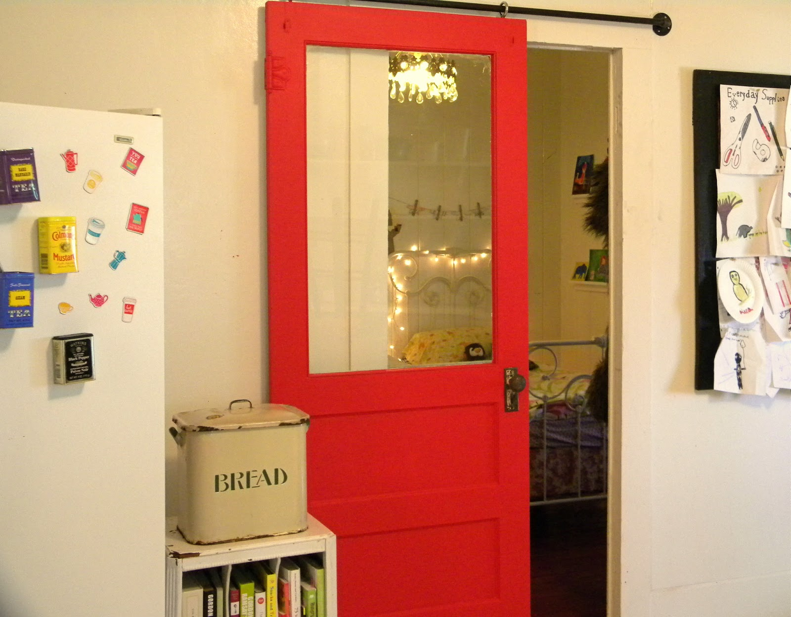 Diy Sliding Door : Fig milkshakes diy sliding barn door