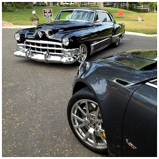 Covering Classic Cars High Powered Cadillac Vehicles