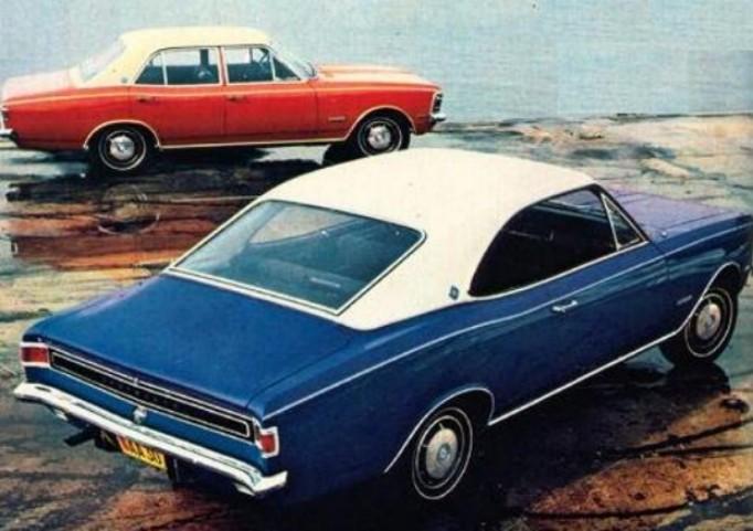 1966 Ss Impala Vs 1970 Torino Autos Post