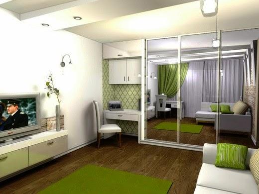 Multifunctional Living Room Design Part 1