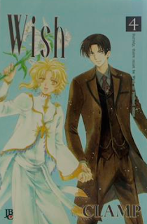 Checklist Shoujo/Josei - Setembro de 2015 WISH #4