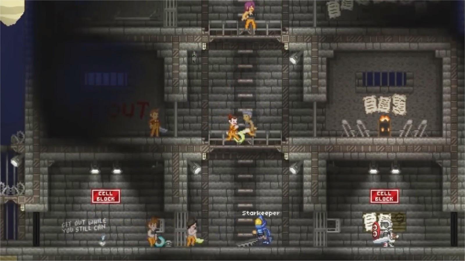 Starbound Prison