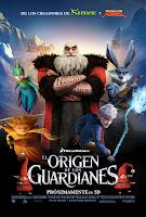 El origen de los guardianes (2012) online y gratis
