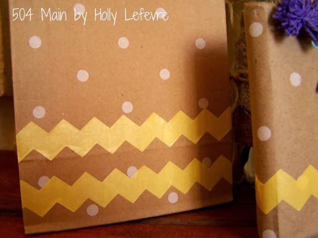 Pretty Packaging with Lifestyle Crafts by 504 Main