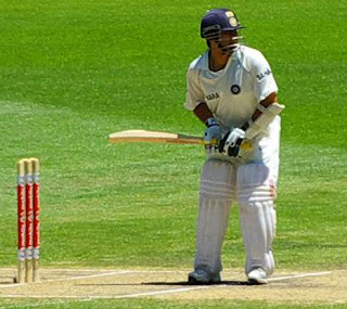 Sachin Tendulkar in Test Match