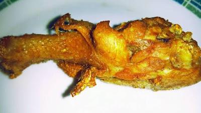 resep ayam goreng bumbu ungkep