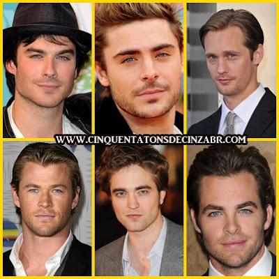 Quem interpretará Christian Grey?